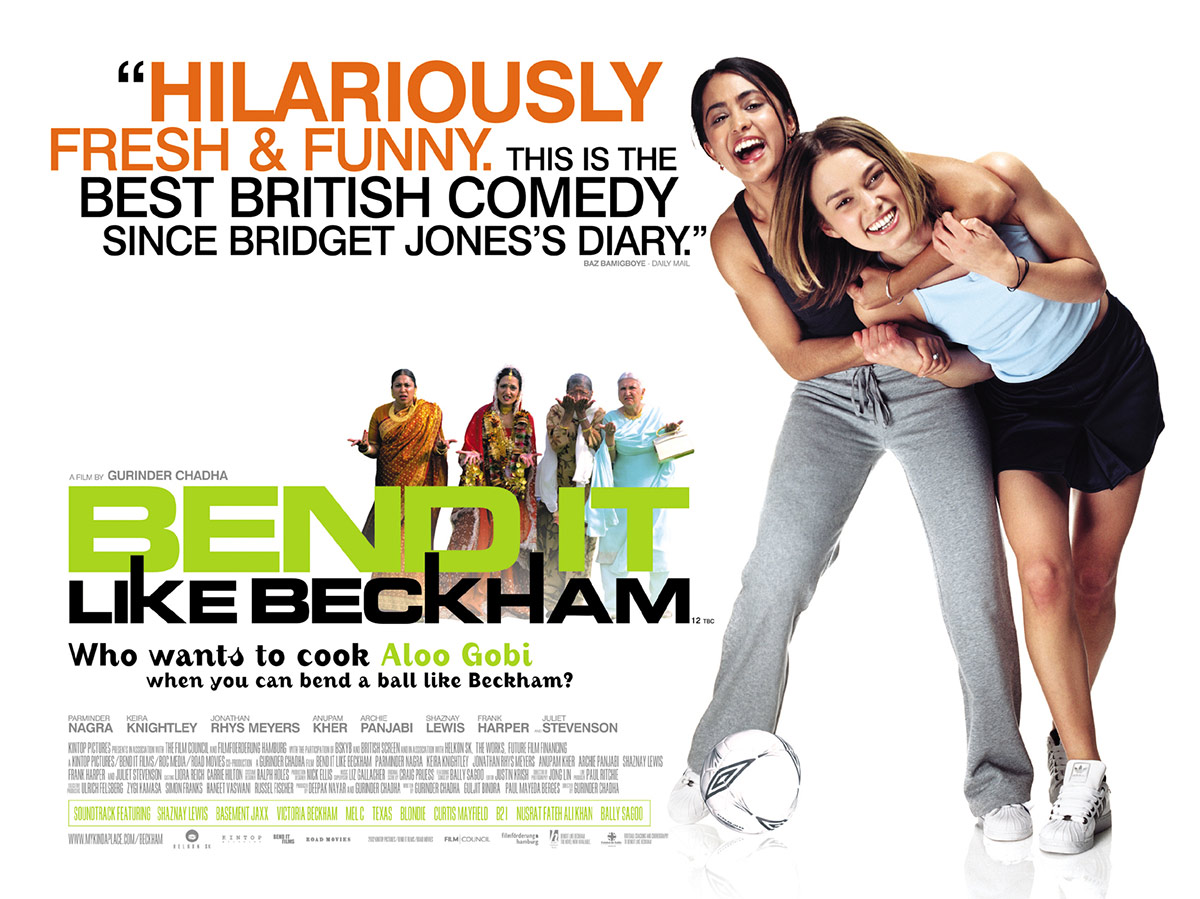 Bend it like beckham essay help